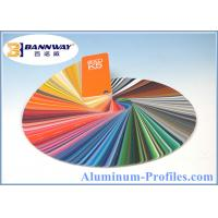 Buy cheap Best Quality Powder Coating Aluminum Profiles with RAL Color from wholesalers