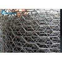 Wholesale double twist hot dipped galvanized hexagonal wire mesh for japan market from china suppliers