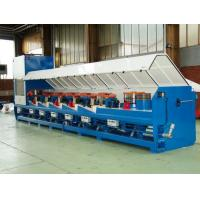 Wholesale 15kw Straight Line Wire Drawing Machine For Low Carbon Steel Wire OEM Support from china suppliers