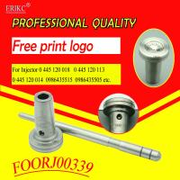 Wholesale Bosch F ooR J00 339 control piston valve F00RJ00339 for diesel engine fuel injector 0445120007 valve F00R J00 339 from china suppliers