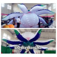 Wholesale Customized Haning Inflatable Wedding Flower for Party, Bar and Concert Decoration from china suppliers