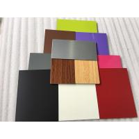 Various Colors AluminumCompositePanelCladding With Cold Resistance