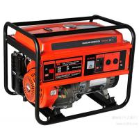 Wholesale Muti-fuel Durable 5000w Portable Gasoline Generator for small power machine use from china suppliers