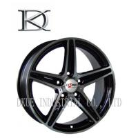 "Wholesale Black Aluminum Alloy Wheels Rims 17 × 5 "" Mercedes Replica Wheels from china suppliers"
