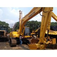 Wholesale Komatsu excavator PC200-6 PC200-5 PC200-7   used excavator for sale 1.5m3  track excavator isuzu engine minit excavator from china suppliers