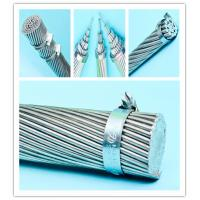 Wholesale 14 Gauge Galvanized Steel Wire Rope , High Strength Steel Cable Creep Resistance from china suppliers