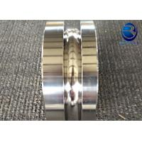 Buy cheap D2 Materials High precision Tungsten Carbide Roller for Stainless Steel Tubes Machine from wholesalers