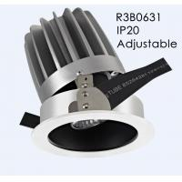 Wholesale Selling Directional Commercial Hotel Downlight Recessed LED Down Lights COB 30w/R3B0631 from china suppliers