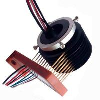 Wholesale Anti Friction 90 Gegree V Groove Industrial Slip Ring For Precise Instruments from china suppliers