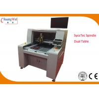 Wholesale High Speed 2 Way Sliding Cutting Depaneling PCB Router Machine Low Stress from china suppliers