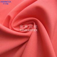 "Wholesale F1734 polyester fabric four ways spandex twill 57/58"" from china suppliers"