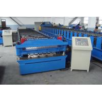 Wholesale 5 Ton Passive Decoiler Double Layer Roll Forming Machine 20 Station Roller from china suppliers