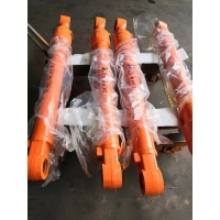 Wholesale zx110 bucket hydraulic cylinder Hitachi excavator spare parts construction spare parts JDF hydraulic factory from china suppliers