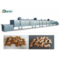 Wholesale 2020 Low Price Different Capacity Dog Biscuit Making Machinery from china suppliers