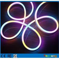 Wholesale IP68 led neon lights tube flexible dynamic digital tape from china suppliers