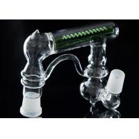 Quality Inline Glass Water Percolator Ash Catcher Smoking Pipe Bong Accessory for sale