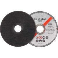 China Super Thin Flat Type Resin Abrasive Cutting Disc for Stainless Steel on sale