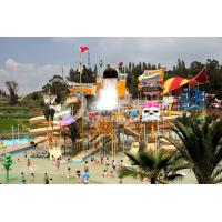 Wholesale Gigantic Water House Aqua Playground Water Park Amusement Park Equipment from china suppliers