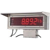 """Wholesale 2.5"""" LED Scale Remote Display Stainless Steel Casing for Truck Scales from china suppliers"""