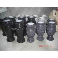 Wholesale Granite ,marble stone vasesHBV-001 from china suppliers