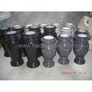 Quality Granite ,marble stone vasesHBV-001 for sale