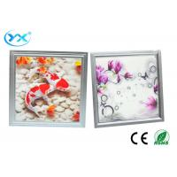 Wholesale Slim LED Flat Panel Light 3d Effect Patterns , 70w led panels ceiling High Power from china suppliers