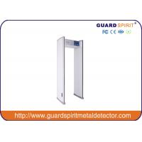 Wholesale Waterproof 255 Level Sensitive Walk Through Metal Detectors For Detecting Weapons from china suppliers