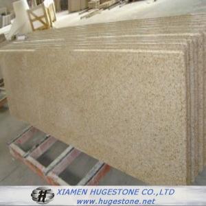 Wholesale Beige Granite  Corner Countertop, Granite Vanity Tops from china suppliers