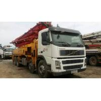 Wholesale 46M 2003 CE PU CONCRETE PUMPS TRUCK MOUNT Concrete Pumps BENZ truck from china suppliers