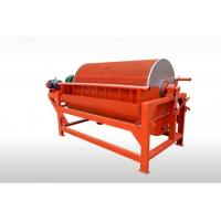 Wholesale Mineral Processing Equipment Industrial Magnetic Separator 600-1500 MM Shell Diameter ER6012 from china suppliers