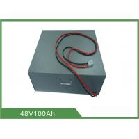 Wholesale Topband LiFePO4 RV Camper Battery 48V 100Ah Low Self Discharge from china suppliers