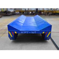 Wholesale Precast concrete factory use mold cart for heacy material transporting from bay to bay from china suppliers
