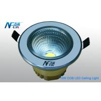 Wholesale High Bright 10W COB LED Ceiling Light For Hotel With Aluminum Shell And PC from china suppliers