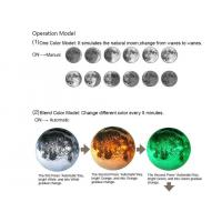 Wholesale Healing moon light / moon shape kids night light GK-WY-DW4002 from china suppliers