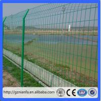 Quality Cheap pvc double wire farm fence for sale(Guangzhou factory and have stock) for sale