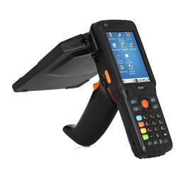 Quality shenzhen rfid Screen3.5'' (860mhz-960mhz) bluetooth WIFI IP64 impinjR2000 smart handheld reader for sale