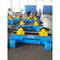 Wholesale Pipe Welding Turning Rolls Rotator With horizontal transverse hydraullc from china suppliers