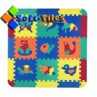 "Wholesale EVA Foam Eco-friendly kID Jigsaw Mat 12""X12"" Passing EN71, REACH , Formamide from china suppliers"