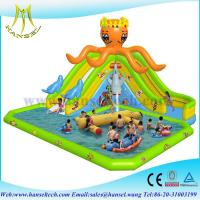 Wholesale Hansel Giant Inflatable Water Toys , Inflatable Water Park , Inflatable Water Park Games from china suppliers