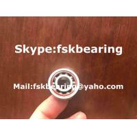 Wholesale P4 P5 7000AC Angular Contact Ball Bearing with 10 Balls Nylon Cage / Bakelite Cage from china suppliers