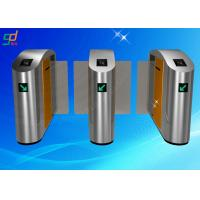 Wholesale Finger Printer Speed Gates Entrance Turnstiles Access Control System from china suppliers