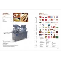 Buy cheap Granula Chocolate Bar Making Machine Food Process High Power from wholesalers