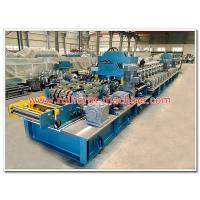 Wholesale Two Waves Steel Expressway Guard Rail Making Machine with Gear Box Transmission from china suppliers