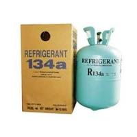 Wholesale CH2FCF3 HFC R134 Refrigerant Gas 22.7kg/50lb, 60kg, 920kg, ISO tank Packaging from china suppliers