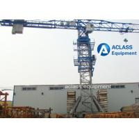 Wholesale Professional 10 Ton Mobile Tower Crane With Air Conditioner / Cabin from china suppliers