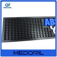Wholesale Wholesale branded bar mats rubber bar spill mat with custom logo from china suppliers