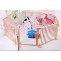 Wholesale Wooden playpen , baby protection bar , baby fence , baby supplies from china suppliers