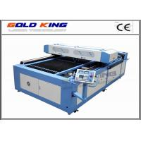 Buy cheap GK-1325 CO2 Laser Cutting Machine with RECI 100W laser tube 1300x2500mm from wholesalers
