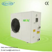 Wholesale Hot Water Commercial Air Source Heat Pumps for Swimming Pool from china suppliers