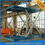 Wholesale 3T 3m Heavy Duty Hydraulic Scissor Car Lift , Automotive Scissor Lift from china suppliers